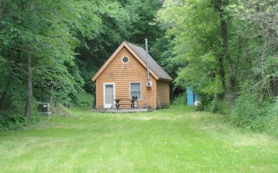 20 Acres Rustic Cabin – SOLD