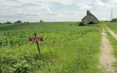 57 Acres Tillable/Woods – sold